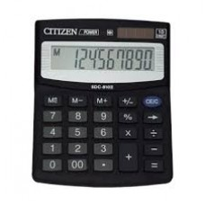 Αριθμομηχανή Citizen SDC-810 BII