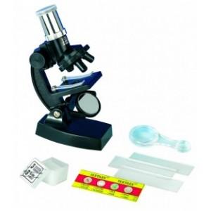 Σετ Μικροσκόπιο 100Χ-200Χ-300Χ (Κωδικός MS003)