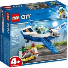 Lego City: Sky Police Jet Patrol 60206