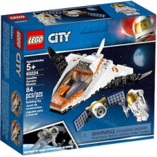 Lego City: Satellite Service Mission 60224