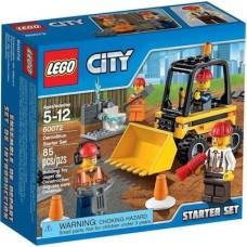 Lego City: Demolition Starter Set 60072