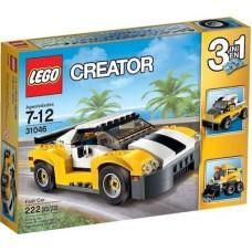 Lego Creator: Fast Car 31046