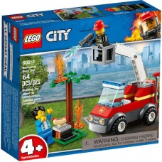 Lego City: Barbecue Burn Out 60212