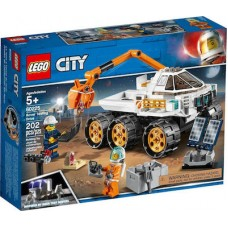 Lego City: Δοκιμαστική Βόλτα Διαστημικού Οχήματος 60225