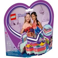 Lego Friends: Emma's Summer Heart Box 41385