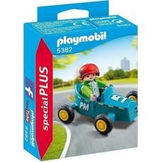 Playmobil  Αγοράκι με Go-Kart 5382