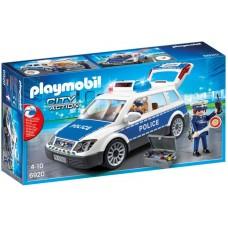 Playmobil Αστυνομικό Όχημα με Φώτα & Ήχο 6920