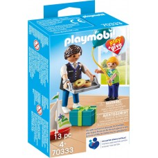 Playmobil Play & Give Νονός 70333