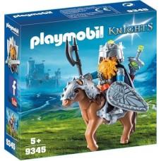 Playmobil  Νάνος πολεμιστής με Πόνυ 9345
