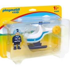Playmobil Αστυνομικό ελικόπτερο 9383