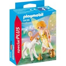 Playmobil Νεράιδα του Ήλιου με μικρό μονόκερο 9438