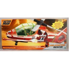 Action Man Rescue Helicopter - Action Man Ελικόπτερο Διάσωσης - Πολύ σπάνιο και συλλεκτικό