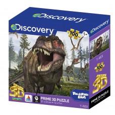 13574 3DΠαζλ100 Discovery – Tyrannosaurus rex (Κωδικός 410015)
