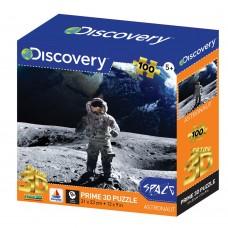 13757 3DΠαζλ100 Discovery – Astronaut (Κωδικός 410016)