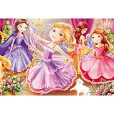 56217 Παζλ 3x24St – Πριγκίπισσες (Κωδικός 300699)