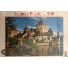 Schmidt Ελβετικός Πύργος 500pcs (Κωδικός 57284)