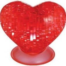 Crystal Puzzle Καρδιά 3D (Κωδικός 122)