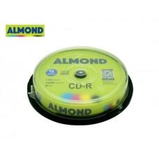 CD-R 700MB 52X 10T ALMOND