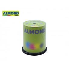 CD-R 700MB 52X 100T ALMOND