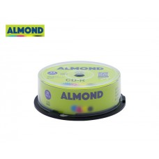 CD-R 700MB 52X 25T ALMOND