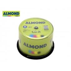 CD-R 700MB 52X 50T ALMOND